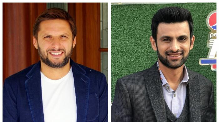 Shahid Afridi calls for Shoaib Malik's inclusion in T20 World Cup