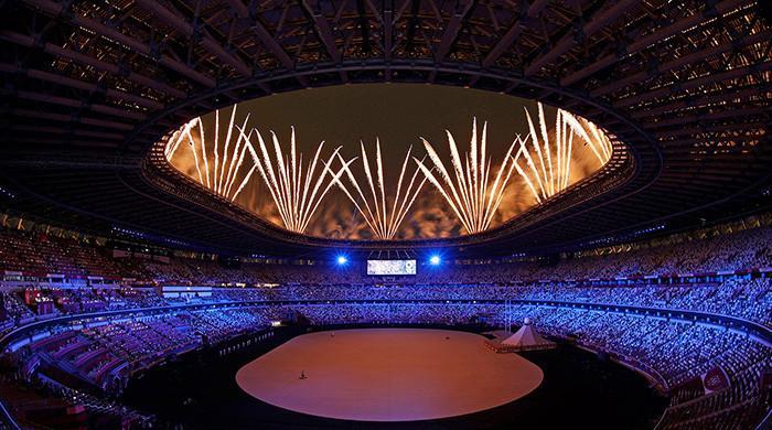 Tokyo 2020 Olympics opens to sober ceremony in empty stadium
