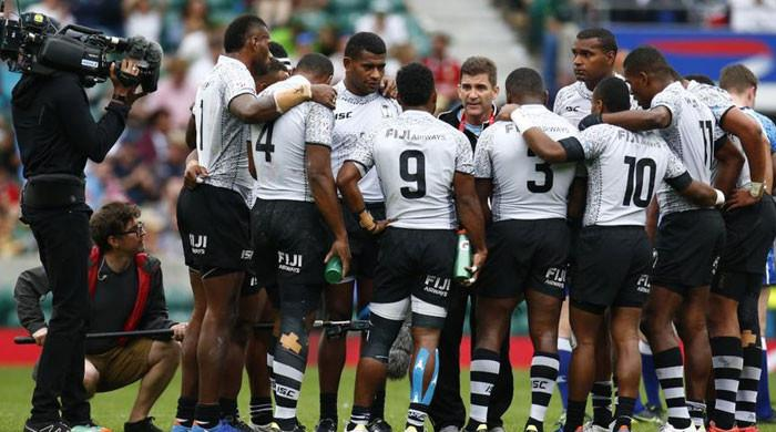Fiji under pressure over Olympics rugby sevens title