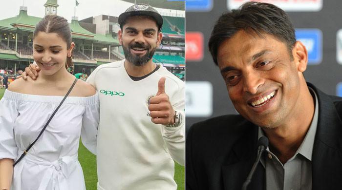 Anushka Sharma was warned by Shoaib Akhtar about Kohli taking up captaincy