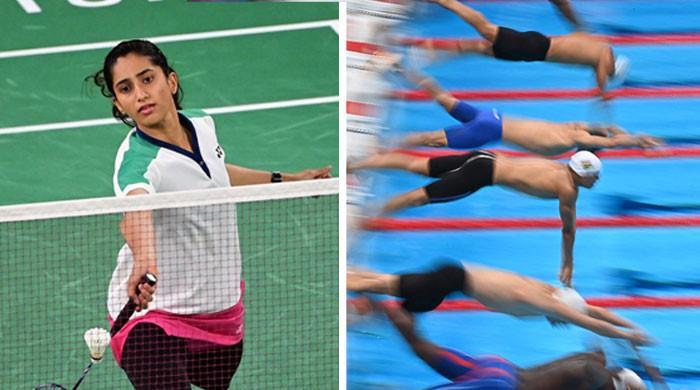 Pakistan's Mahoor Shahzad, Haseeb Tariq knocked out of Tokyo Olympics