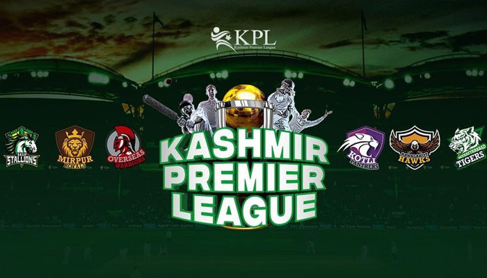 BCCI threatening foreign players from joining Kashmir Premier League:  report | - GeoSuper.tv