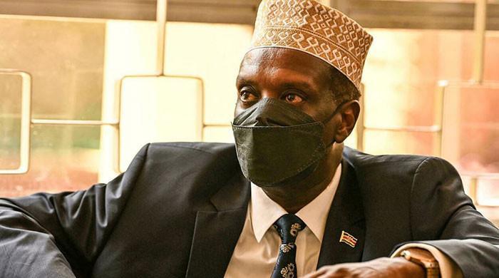 Kenyan ex-minister given heavy sentence for Olympics graft