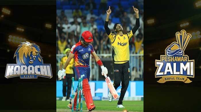 PSL 2019: Peshawar Zalmi beat Karachi Kings by 44 runs