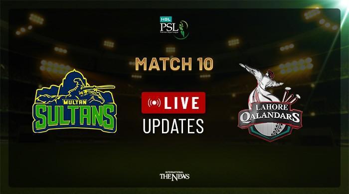 Lahore Qalandars beat Multan Sultans by six wickets