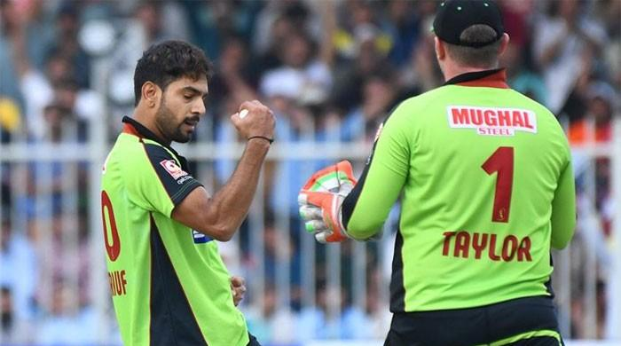 PSL 2019: Haris Rauf fined for breaching PCB's Code of Conduct