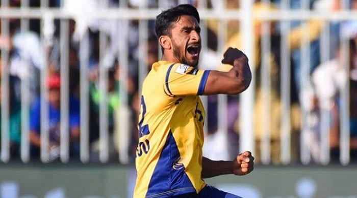 PSL-4: Hasan Ali rules the bowling chart