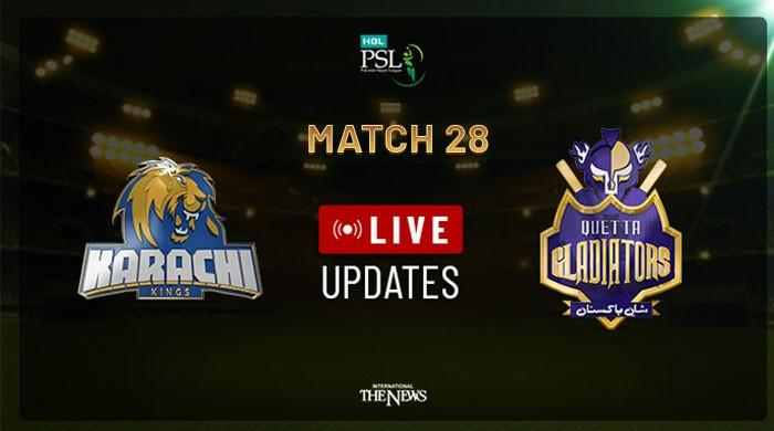 PSL 4 Match 28 Live Streaming: Karachi Kings take on Quetta Gladiators