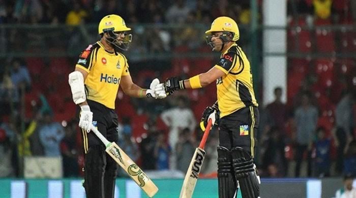 Peshawar Zalmi defeat Karachi Kings by 61 runs