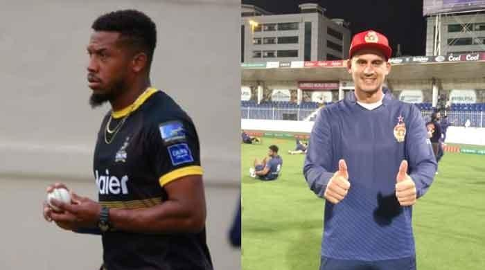 Alex Hales and Chris Jordan to play in PSL playoff stage