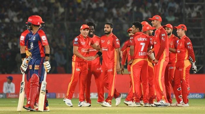 Islamabad United eliminate Karachi Kings in Eliminator - 1