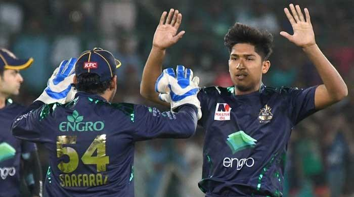 Hasnain corrects Waugh's prediction by making it big in PSL 2019