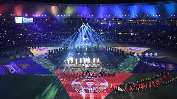 Stars prepping up for PSL 4 closing ceremony on Sunday