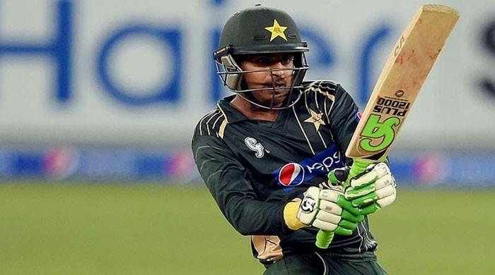 Haris Sohail's maiden ODI ton helps Pakistan score 280/5 against Aussies