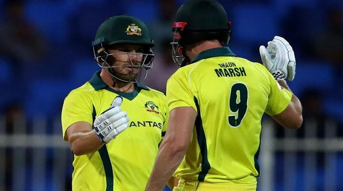 Australia beat Pakistan by eight wickets in 1st ODI