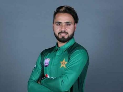 Faheem Ashraf rested from Australia series