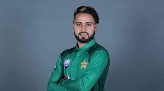 Faheem Ashraf rested from Australia series