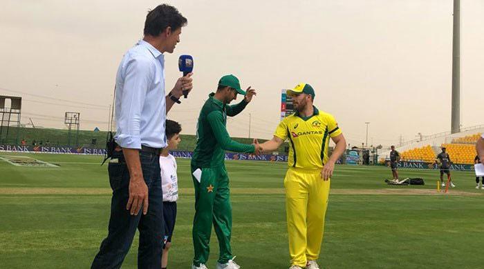Australia win toss, bat against Pakistan in 3rd ODI