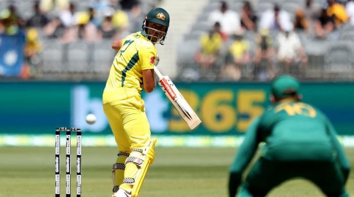 Australia win ODI series 3-0 against Pakistan