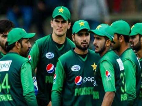 Pakistan squad named for World Cup, England series
