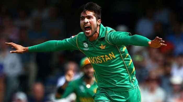 Amir determined to give 100 per cent against England