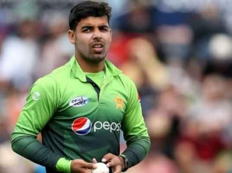 Shadab ruled out of England series