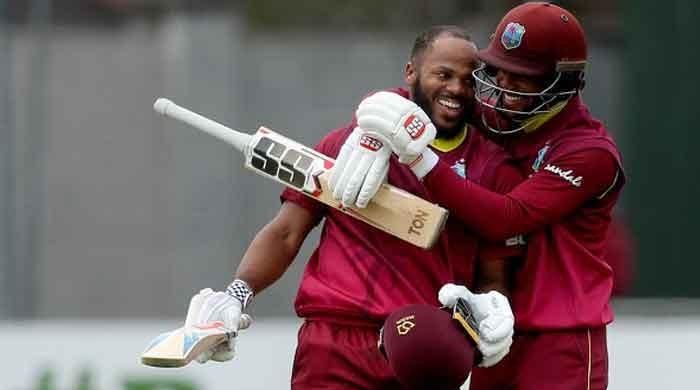 West Indies openers break Fakhar-Imam's record of highest first-wicket partnership