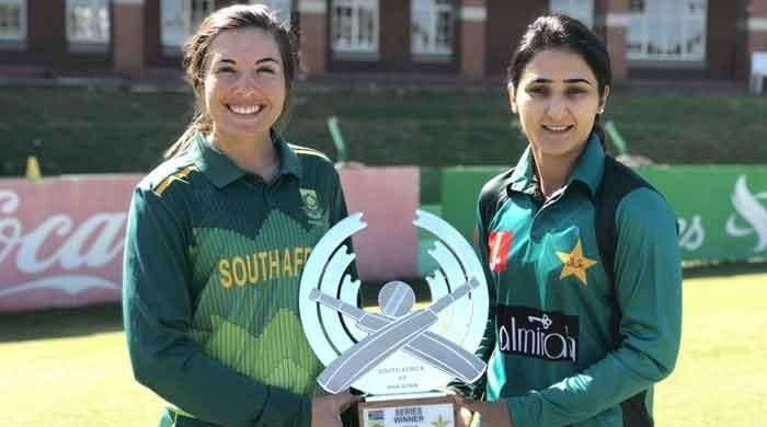 Pak Women face South Africa in first ODI today