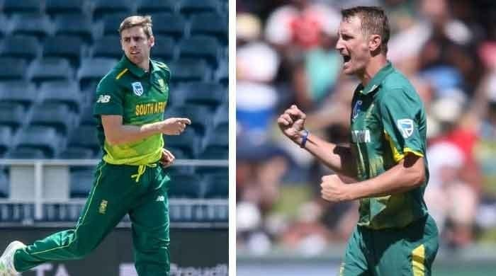 Chris Morris replaces Anrich Nortje in South Africa WC squad