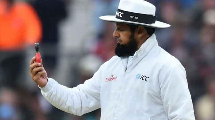 PCB congratulates Aleem Dar on completing double century of ODIs