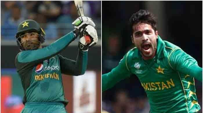 Mohammad Amir, Asif Ali to be included in World Cup 2019 squad