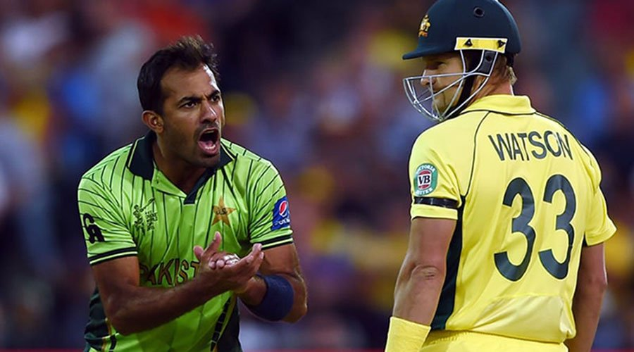World Cup throwback: Relive Wahab Riaz's fiery spell against