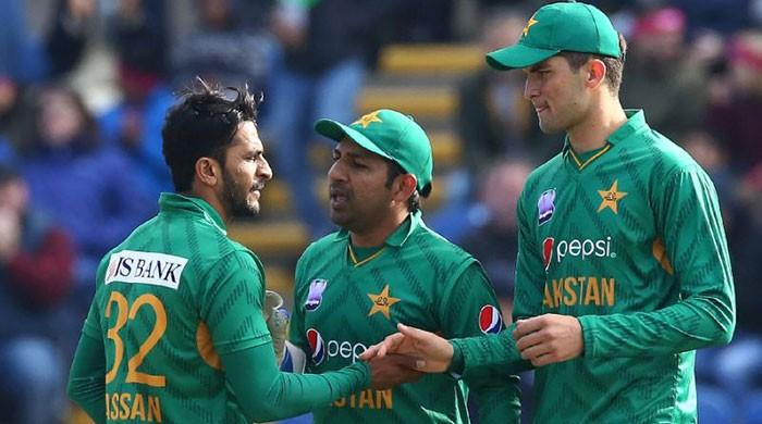 Pakistan pin World Cup hopes on rising generation