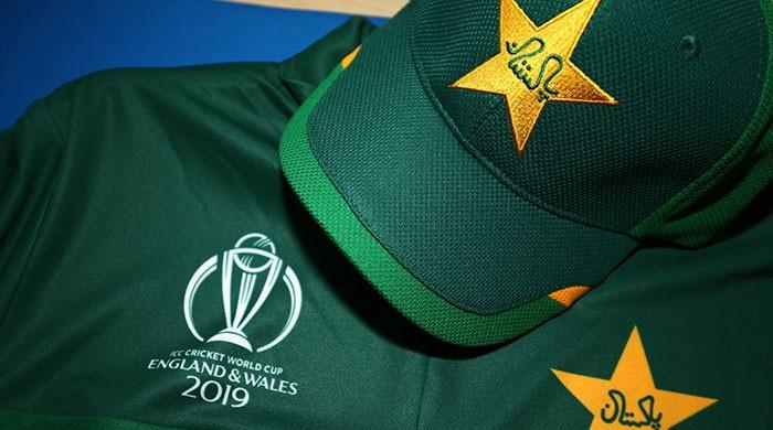 Pakistan World Cup 2019 kit revealed