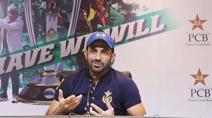 Wahab Riaz vows to live up to nation's expectations in World Cup