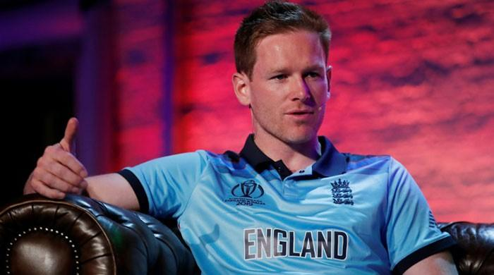 England captain Morgan expected to make World Cup opener after injury scare