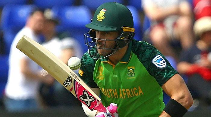 World Cup warm-up: Du Plessis leads by example as South Africa beat Sri Lanka