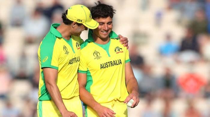 Australia beat England by 12 runs in sensational warmup