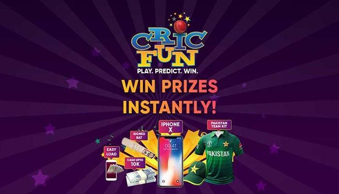 Cric Fun: Play, Predict and Win! | - geosuper tv