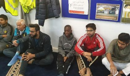 Pakistan players offer Eid prayers in Nottingham