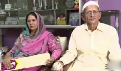 Hasan Ali's parents pray for Green Shirts' success