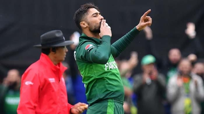 Amir pleads with fans to 'not use bad words for players'