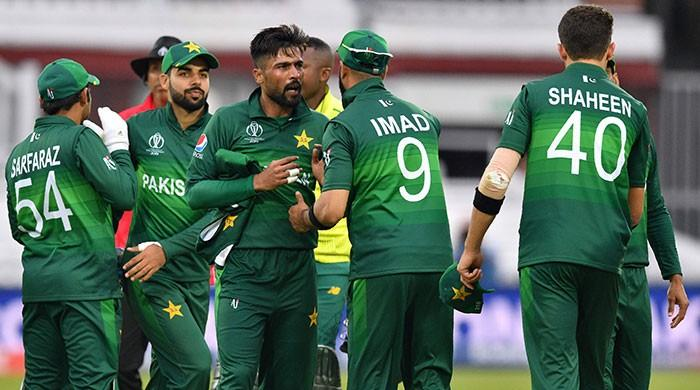 Pakistan keep World Cup campaign alive with impressive win over South Africa