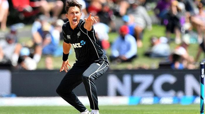 New Zealand´s Boult proud to seal West Indies thriller