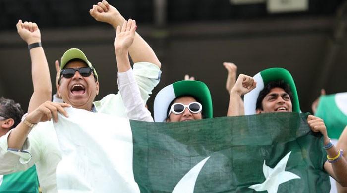 Pakistan fans stick by their team despite poor run
