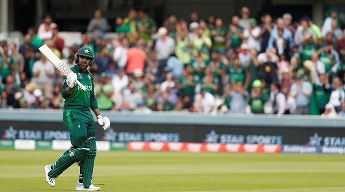 Haris Sohail returns with a bang