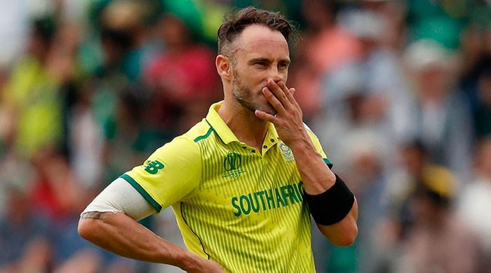 Disappointed Du Plessis hopes to fix South Africa problems