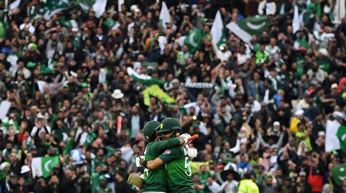 Hope of '92 stays alive as Pakistan beat New Zealand by 6 wickets