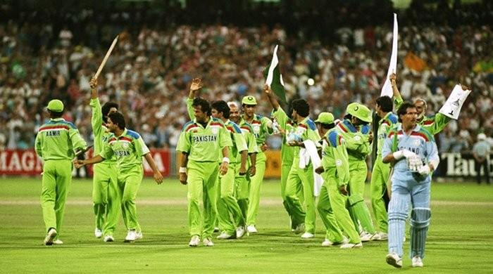 Even skeptics admit there could be something to Pakistan's 1992 World Cup references