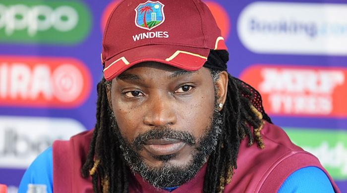 Chris Gayle says he is among West Indies greats